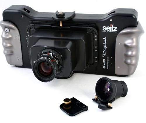 160-мегапиксельная фотокамера Seitz