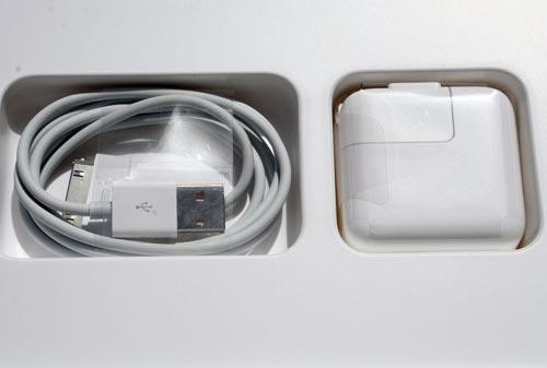 Новый Apple iPad - знакомство - внешняя упаковка