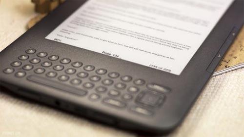 Электронный ридер Amazon Kindle 3 - обзор особенностей