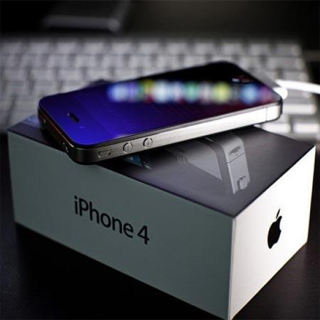 iPhone 4 - продажи разлоченных моделей
