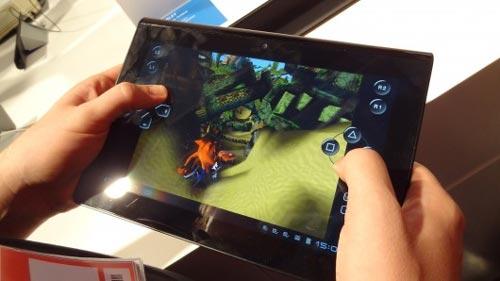 Планшет Sony Tablet S - обзор