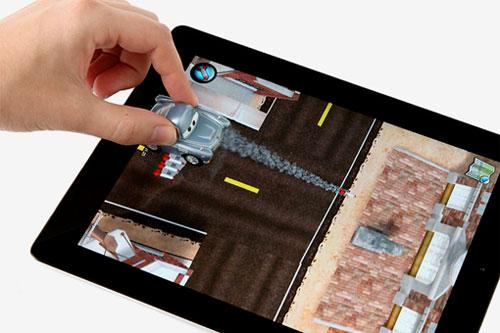 Appmates - игрушка с машинками для iPad - скачать - аксессуары для iPad