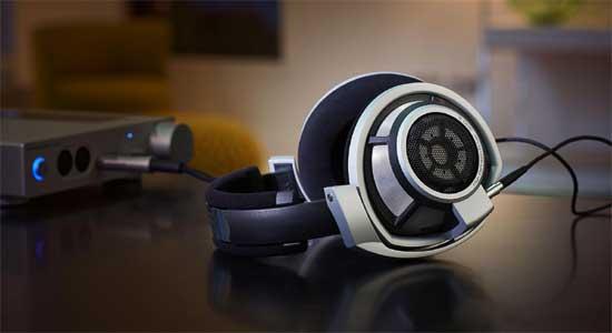 Лучшие наушники выставки CES - Sennheiser - HD800 - обзор - качество звука