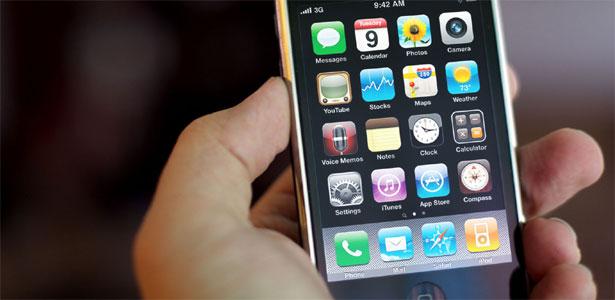 iPhone 3GS с ОС iOS 6. Обзор. Ремонт