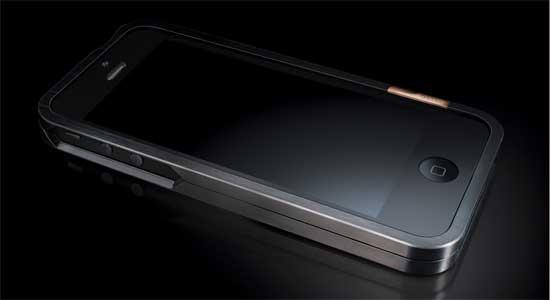 Самые дорогие аксессуары для смартфонов - эксклюзивный кейс Gresso Revolution для iPhone 5