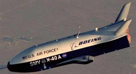 США - Сверхзвуковой космический БПЛА Boeing проекта X-37