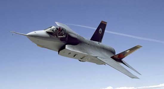 США - Многоцелевой истребитель Lockheed-Martin F-35