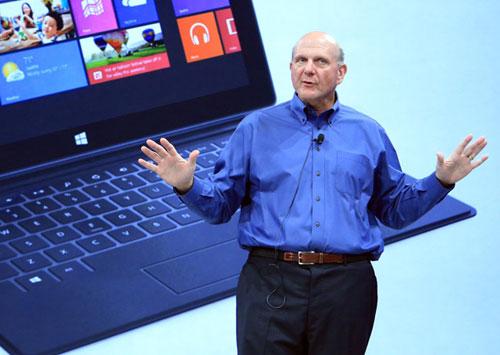 Microsoft хотят делать только планшеты Surface rt