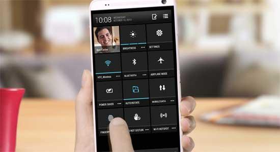 Как включить и настроить сканер отпечатка пальцев в HTC - инструкция