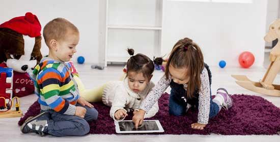 Как отучить ребенка от планшета