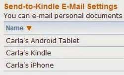 MS Word документы на Kindle - как форматировать и читать
