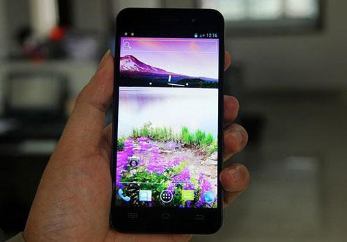 Недорогие 4-ядерные смартфоны на MT6589 - цена - обзор - сравнение - Jiayu G4