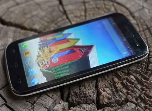 Недорогие 4-ядерные смартфоны на MT6589 - цена - обзор - сравнение - Micromax Canvas HD-A116