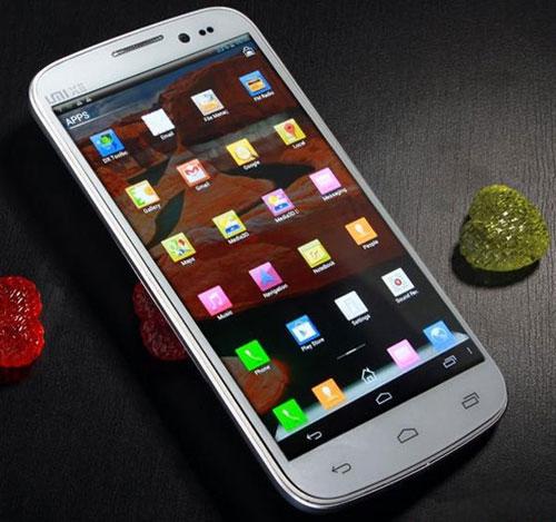 Недорогие 4-ядерные смартфоны на MT6589 - цена - обзор - сравнение - Umi X2 Quad Core
