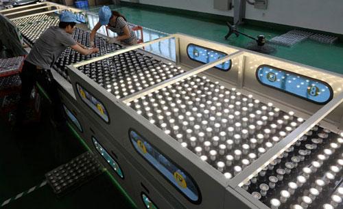 Китайские производители оборудования для светодиодного освещения переориентируются на внутренний рынок