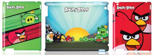 нестандартный чехол для iPad - Gear4 Angry Birds - где купить