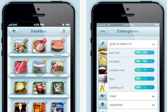 Мобильное приложение для холодильника - где скачать