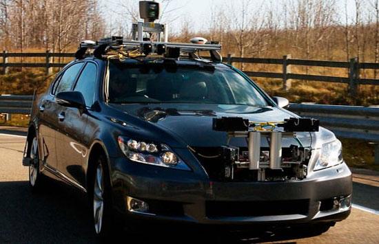 Преимущество беспилотных автомобилей – в их безопасности