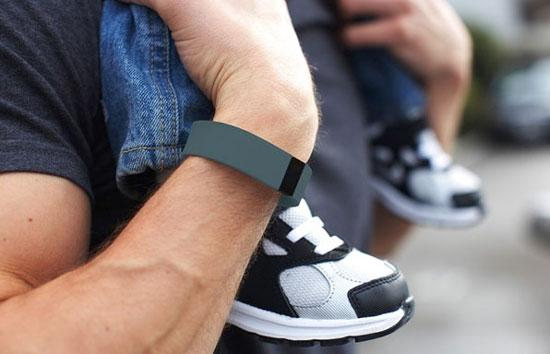 фитнес-трекер Fitbit Force - как настроить - результаты