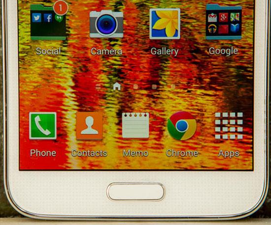 Как выбрать и настроить режим экрана у Galaxy S5