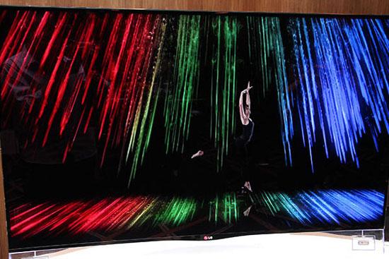 Обзор нового OLED телевизора LG 55EA9800 - цена - ремонт