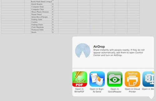Офис для Айпад - Как распечатать документ Word, Excel или Powerpoint с планшета iPad - проблемы