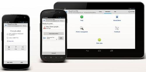 Мобильная печать со смартфона или планшета - где скачать приложение