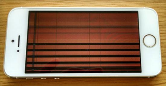 о замене экрана на смартфоне iPhone 5S своими руками - инструкция