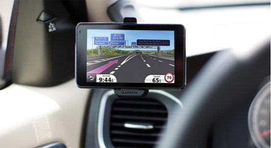 Портативный GPS навигатор для смарт кар