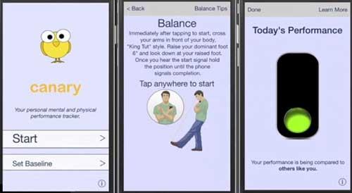 My Canary - приложение для водителей, у которых есть план