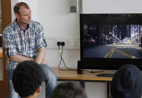Пит Бебб: погоню на мосту для Терминатора-5 рисовали по видео с автомобильных регистраторов