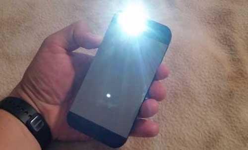 фонарик для айфона - фото 7