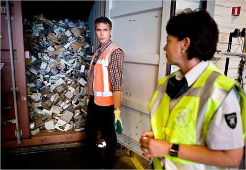 ООН о проблеме переработки электронного мусора в ЕС: абсурд и коррупция