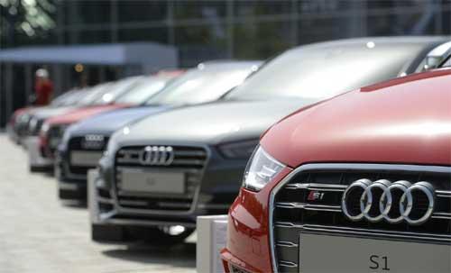 Теперь и в Audi тоже признаются ...