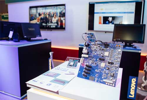 Lenovo показала моноблок с процессором Baikal-T1