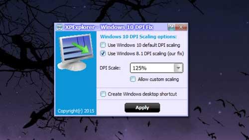 размытые шрифты Windows 10: как устранить проблему