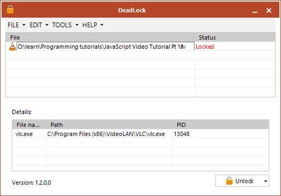 Разблокировать файл или папку в Windows 10? Есть простой инструмент!