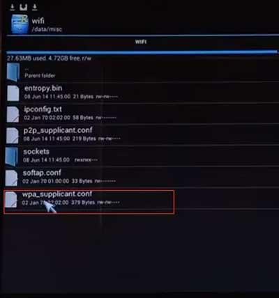 Если не включается WiFi на Android-приставке: как устранить глюк