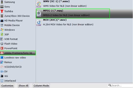 MP4-видео с GoPro Hero 4 в формат MPEG-2 для Adobe Premiere Pro: чем и как конвертировать