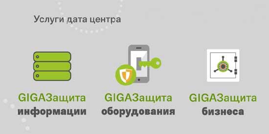 Центр обработки данных (ЦОД) в Киеве - Gigacenter