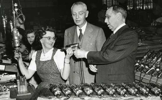 К 100-летию электрической дрели: немного интересного из истории [видео]