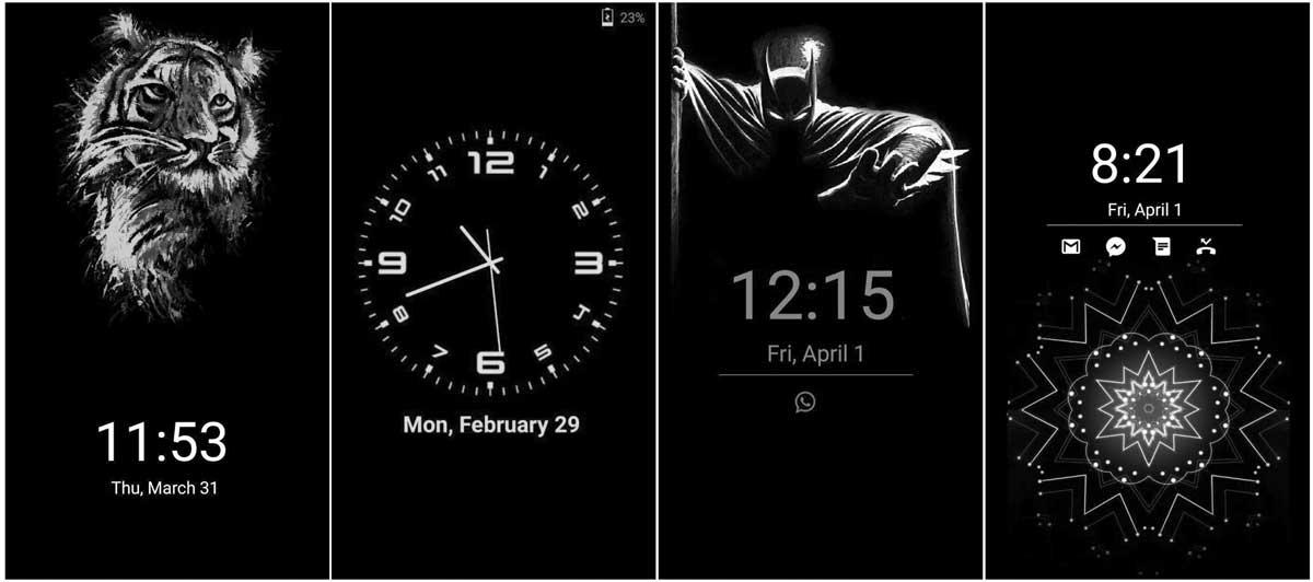 Всегда включенный экран: как сделать такое же на своем Android-смартфоне или планшете