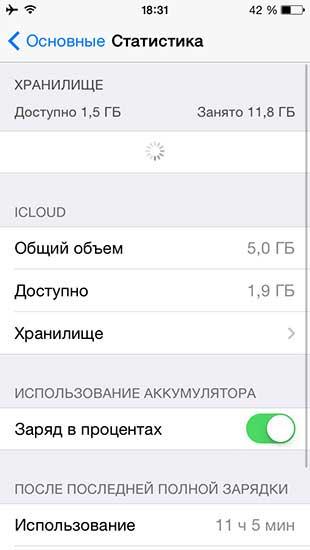 Как по-быстрому найти полгига свободной памяти в iPhone (или iPad)