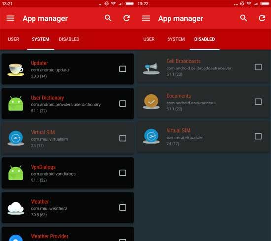 Китайские приложения: как удалить неудаляемое из Xiaomi