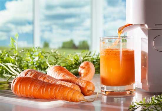 Плоды селекции или о том, как фрукты и овощи выглядели до знакомства с человеком [фото] - морковный сок и соковыжималка