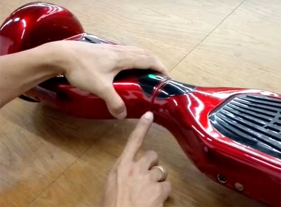 Как перебалансировать гироборд: ничего сложного [видео]