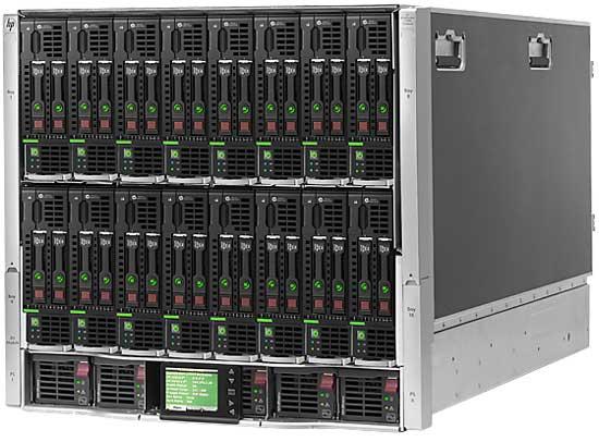 HP ProLiant BL460c Gen9: об основных преимуществах системы