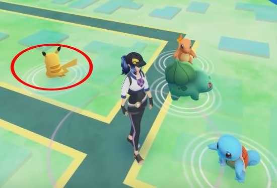 Pokemon go ничего не происходит