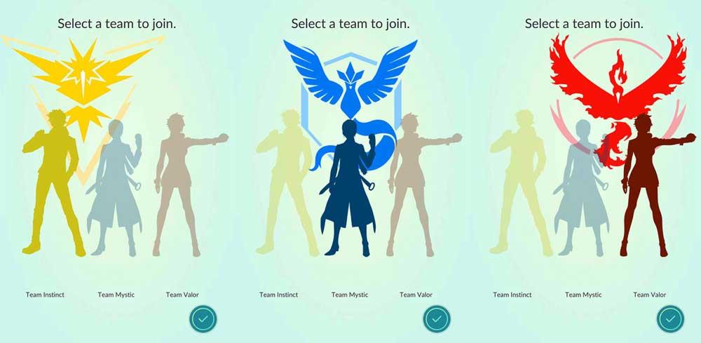 Желтый, синий или красный: какая команда лучше в Pokemon Go? - #pokemongo