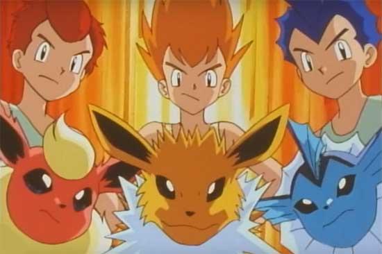 Hair Style Eevee: Как контролируемо развивать Иви в Pokemon Go: старая